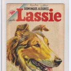 Tebeos: DOMINGOS ALEGRES NUMERO 98 LASSIE.DE LA EDITORIAL NOVARO. Lote 275585453