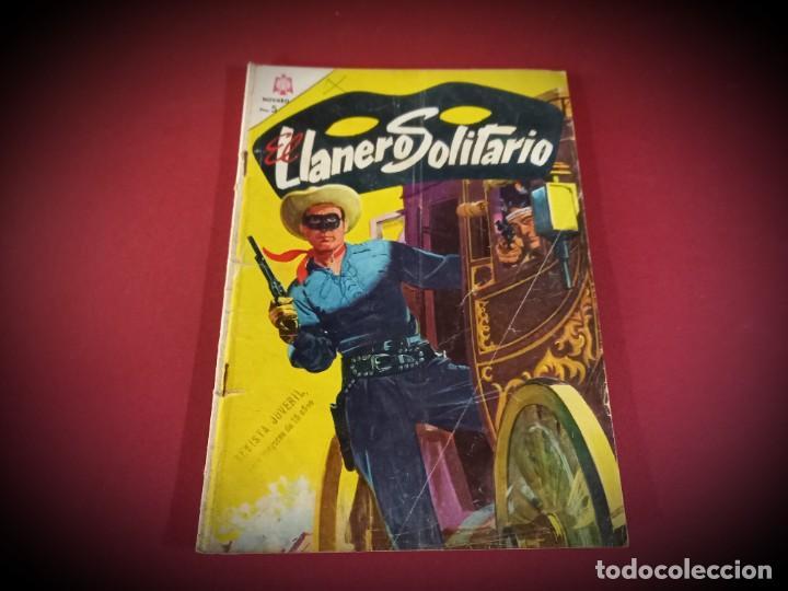 EL LLANERO SOLITARIO Nº 156 (Tebeos y Comics - Novaro - El Llanero Solitario)