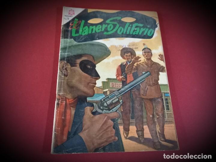 EL LLANERO SOLITARIO Nº 157 (Tebeos y Comics - Novaro - El Llanero Solitario)