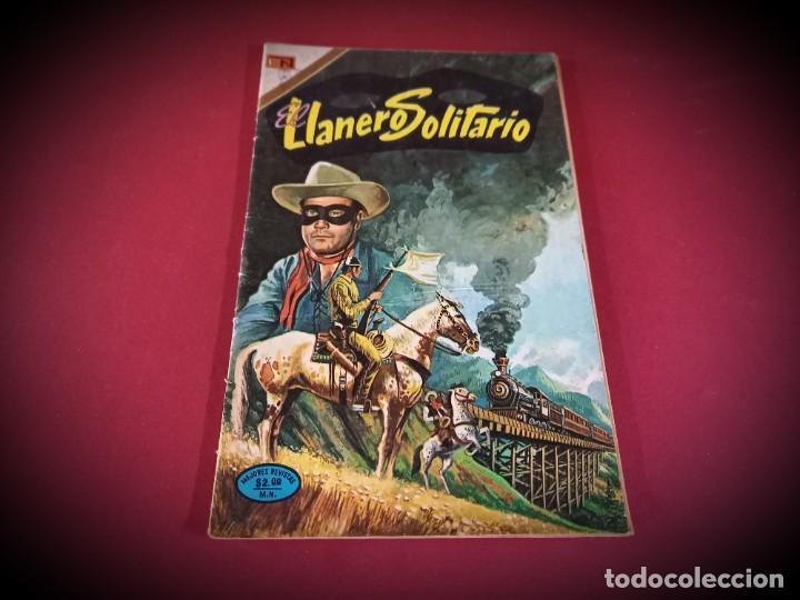 EL LLANERO SOLITARIO Nº 329 (Tebeos y Comics - Novaro - El Llanero Solitario)