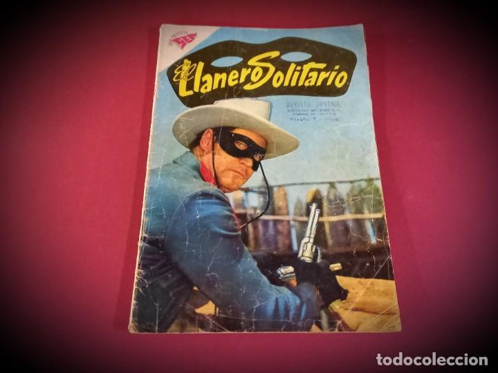 EL LLANERO SOLITARIO Nº 73 (Tebeos y Comics - Novaro - El Llanero Solitario)