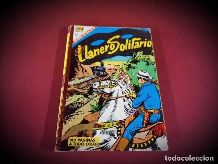 EXTRA NOVARO Nº 10- EL LLANERO SOLITARIO (Tebeos y Comics - Novaro - El Llanero Solitario)