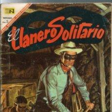 Tebeos: EL LLANERO SOLITARIO Nº 168 - LA BANDA FANTASMA - NOVARO 1967. Lote 275791853
