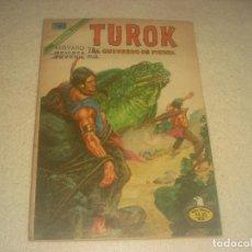 Livros de Banda Desenhada: TUROK , EL GUERRERO DE PIEDRA N. 160 . 1978. Lote 275845678