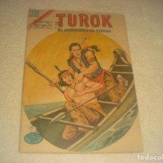 Livros de Banda Desenhada: TUROK , EL GUERRERO DE PIEDRA N. 195 . 1979. Lote 275846193