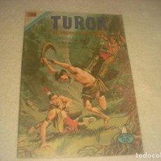 Livros de Banda Desenhada: TUROK , EL GUERRERO DE PIEDRA N. 98 . 1975. Lote 275846668