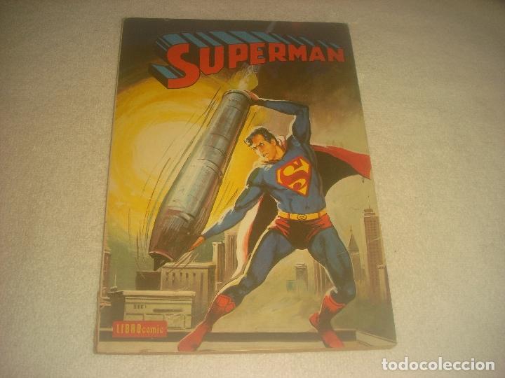 SUPERMAN TOMO XXIX , LIBRO COMIC. (Tebeos y Comics - Novaro - Superman)