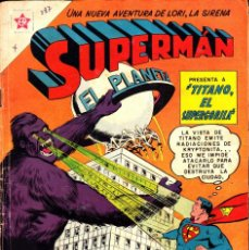 Livros de Banda Desenhada: COMIC COLECCION SUPERMAN Nº 287 EDITORIAL NOVARO. Lote 275910953