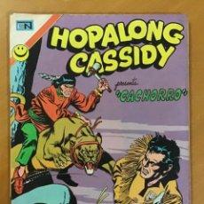 Tebeos: HOPALONG CASSIDY. Nº 215. NOVARO, 1972.. Lote 276127118