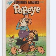 Tebeos: DOMINGOS ALEGRES NUMERO 55 POPEYE. Lote 276210888