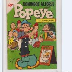 Tebeos: DOMINGOS ALEGRES NUMERO 87 POPEYE. Lote 276212228