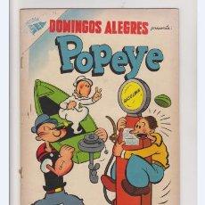 Tebeos: DOMINGOS ALEGRES NUMERO 74 POPEYE. Lote 276212528