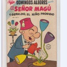 Tebeos: DOMINGOS ALEGRES NUMERO 51 EL SEÑOR MAGU. Lote 276213483