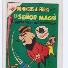 Tebeos: DOMINGOS ALEGRES NUMERO 96 EL SEÑOR MAGU. Lote 276213783