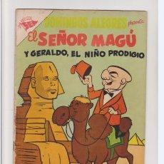 Tebeos: DOMINGOS ALEGRES NUMERO 67 EL SEÑOR MAGU. Lote 276214038