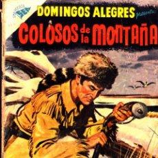 Tebeos: COMIC COLECCION DOMINGOS ALEGRES Nº 170. Lote 276295468