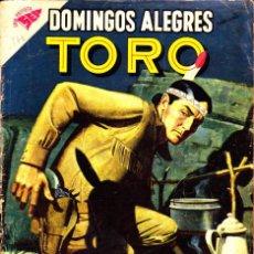 Tebeos: COMIC COLECCION DOMINGOS ALEGRES Nº 278 TORO. Lote 276295583