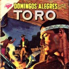 Tebeos: COMIC COLECCION DOMINGOS ALEGRES Nº 267 TORO. Lote 276295673