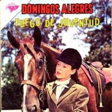 Tebeos: COMIC COLECCION DOMINGOS ALEGRES Nº 486. Lote 276295893
