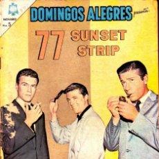 Tebeos: COMIC COLECCION DOMINGOS ALEGRES Nº 545. Lote 276296018