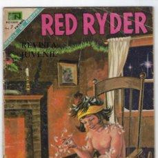 Tebeos: RED RYDER - AÑO XV - Nº 192 - DICIEMBRE 15 DE 1968 ** EDITORIAL NOVARO **. Lote 276468933