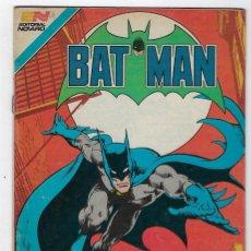 Tebeos: BATMAN- SERIE AVESTRUZ - AÑO I - N.º 3-15 - ENERO 12 DE 1982 *** EDITORIAL NOVARO MEXICO ***. Lote 276469433