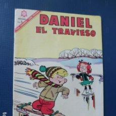 Tebeos: COMIC DANIEL EL TRAVIESO DE NOVARO Nº 28 1966. Lote 276482493