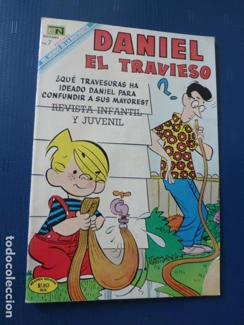 COMIC DANIEL EL TRAVIESO DE NOVARO Nº 61 1969 (Tebeos y Comics - Novaro - Otros)