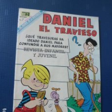 Tebeos: COMIC DANIEL EL TRAVIESO DE NOVARO Nº 61 1969. Lote 276482588