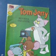 Tebeos: COMIC TOM Y JERRY Nº 348 1972 DE NOVARO. Lote 276489603