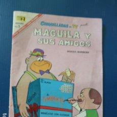 Tebeos: COMIC CHIQUILLADAS Nº 201 1967 DE NOVARO. Lote 276490203