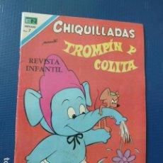 Tebeos: COMIC CHIQUILLADAS Nº 319 1972 DE NOVARO. Lote 276490328