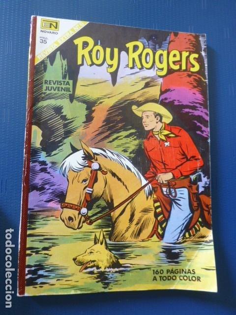 COMIC ROY ROGERS EXTRA Nº 6 DE NOVARO (Tebeos y Comics - Novaro - Roy Roger)