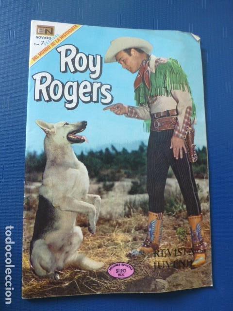 COMIC ROY ROGERS Nº 203 Nº 1969 DE NOVARO (Tebeos y Comics - Novaro - Roy Roger)