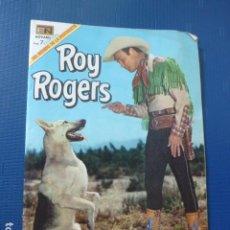 Tebeos: COMIC ROY ROGERS Nº 203 Nº 1969 DE NOVARO. Lote 276495238