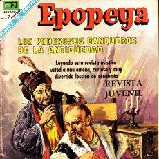 Tebeos: COMIC COLECCION EPOPEYA Nº 122. Lote 276503783
