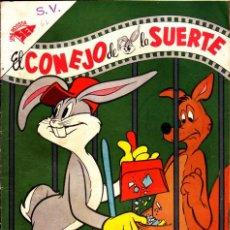 Tebeos: COMIC COLECCION EL CONEJO DE LA SUERTE Nº 67. Lote 276504168