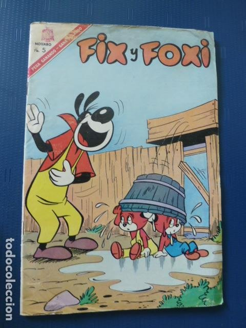 COMIC FIX Y FOXI Nº 37 1966 DE NOVARO (Tebeos y Comics - Novaro - Otros)