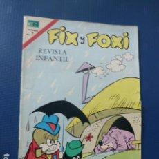 Tebeos: COMIC FIX Y FOXI Nº 101 1972 DE NOVARO. Lote 276519703