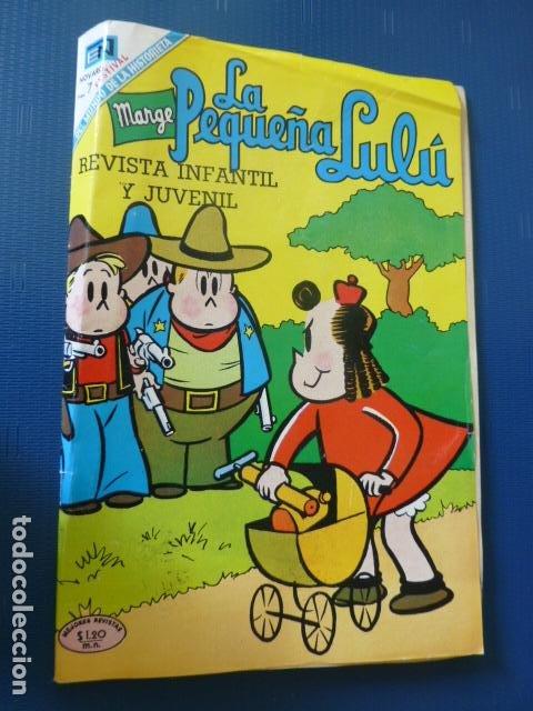 COMIC LA PEQUEÑA LULÚ Nº 270 1969 DE NOVARO (Tebeos y Comics - Novaro - Otros)