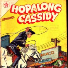Tebeos: COMIC COLECCION HOPALONG CASSIDY Nº 47. Lote 276520068