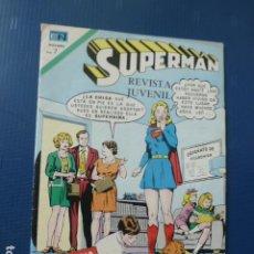 Tebeos: COMIC SUPERMAN Nº 848 1972 DE NOVARO. Lote 276520788