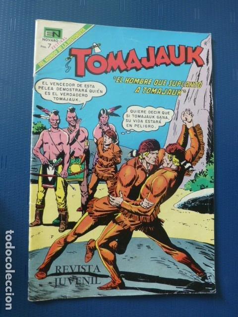 COMIC TOMAJAUK Nº 165 1969 DE NOVARO (Tebeos y Comics - Novaro - Otros)