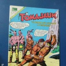 Tebeos: COMIC TOMAJAUK Nº 165 1969 DE NOVARO. Lote 276526963