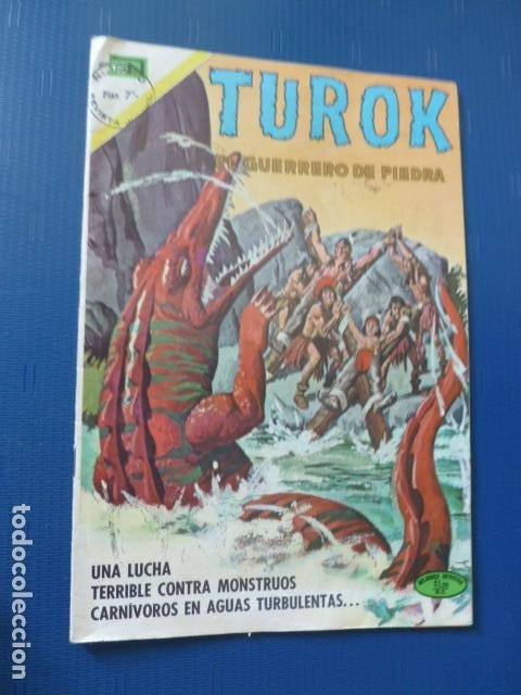 COMIC TUROK Nº 30 1971 DE NOVARO (Tebeos y Comics - Novaro - Otros)