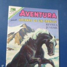 Tebeos: COMIC AVENTURA Nº 593 1969 DE NOVARO. Lote 276527913