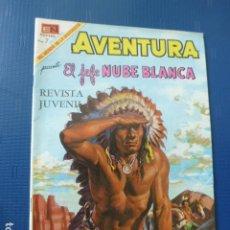 Tebeos: COMIC AVENTURA Nº 601 1969 DE NOVARO. Lote 276528908