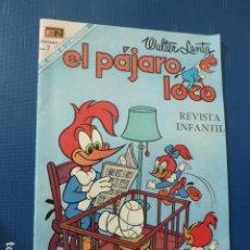 Tebeos: COMIC EL PAJARO LOCO Nº 323 1969 DE NOVARO. Lote 276530763