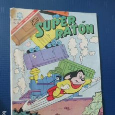 Tebeos: COMIC SUPER RATON Nº 172 1966 DE NOVARO. Lote 276531728