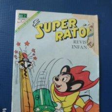 Tebeos: COMIC SUPER RATON Nº 202 1969 DE NOVARO. Lote 276531813